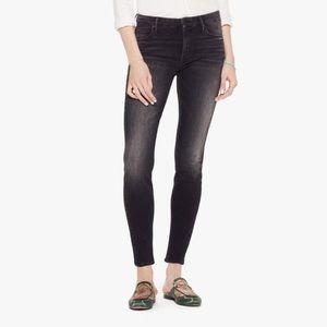 MOTHER the looker denim jeans Night Hawk